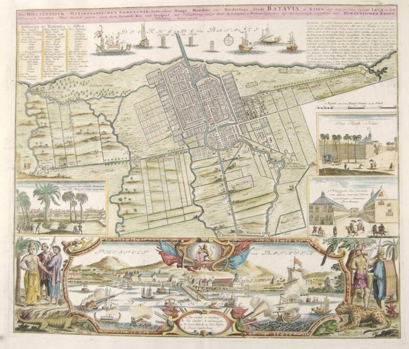 Batavia – Homann