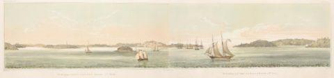 Sydney – after Mesnard, 1838
