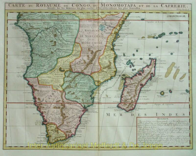 Southern Africa – Chatelain