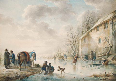 IJsgezicht – 19de eeuw