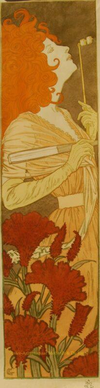 Extravagance – Eugène Grasset, 1897