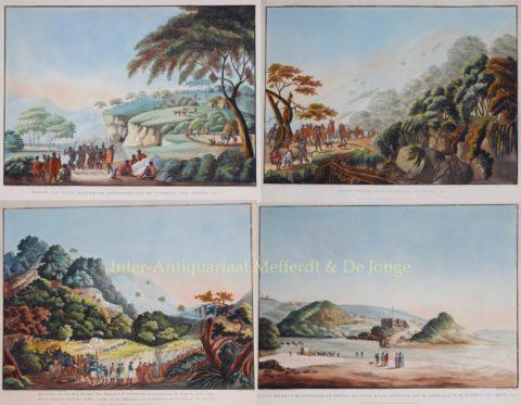 South Africa, Cape Colony – Evert Maaskamp, 1810