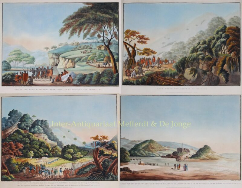 South Africa, Cape Colony – Evert Maaskamp, 1810