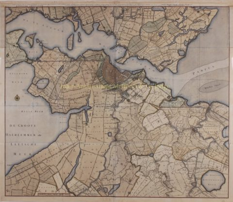 Amstelland – Gerrit Drogenham + Daniël Stoopendaal, ca. 1720
