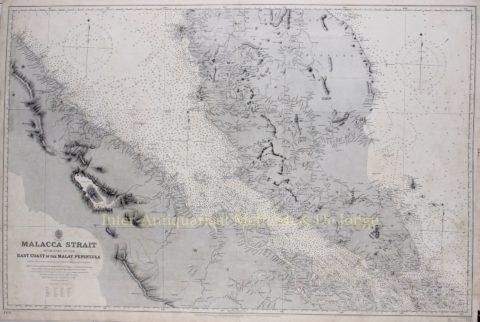 Malacca Strait, Singapore – 1898