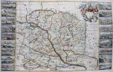 Hungary – George Willdey, c. 1720