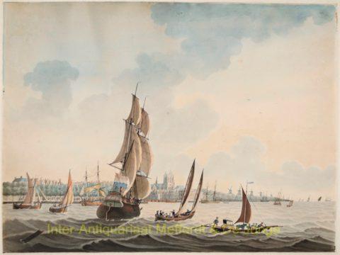 Dordrecht – Samuel Hutchinson, c. 1800