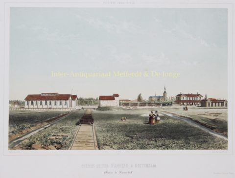 Roosendaal – Adrien Canelle, 1854