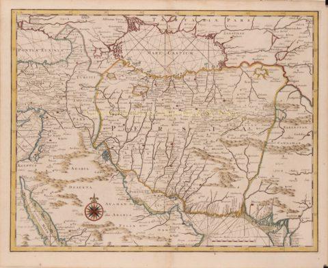 Persia – François Valentijn, 1724-1726