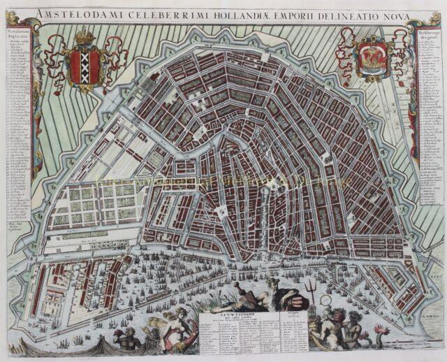 Amsterdam - Frederick de Wit