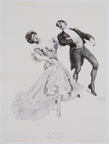 Cake Walk – Ferdinand von Reznicek, ca. 1906