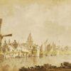 Aan de Oude Rijn - Dirk Verrijk