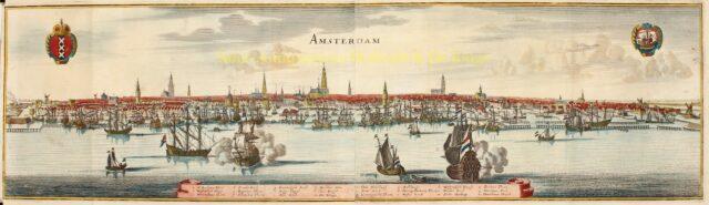 Amsterdam - Caspar Merian