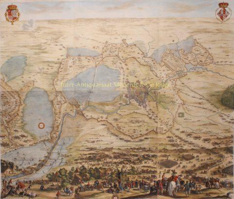 Siege of Breda – Jacques Callot, 1624-1625