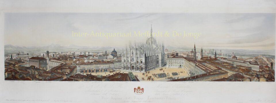 mid 19th century Milan