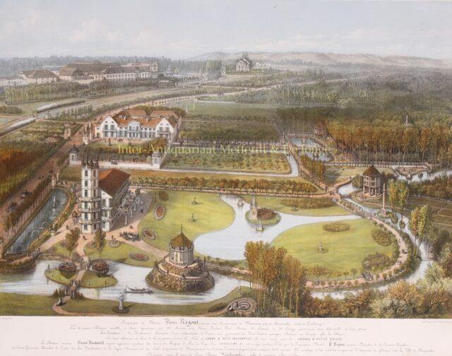 Marienwaard en Vaeshartelt in de 19e-eeuw