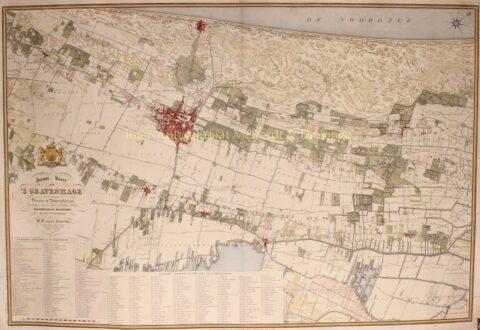 The Hague and Wassenaar – Simon Willem van der Noordaa, 1839