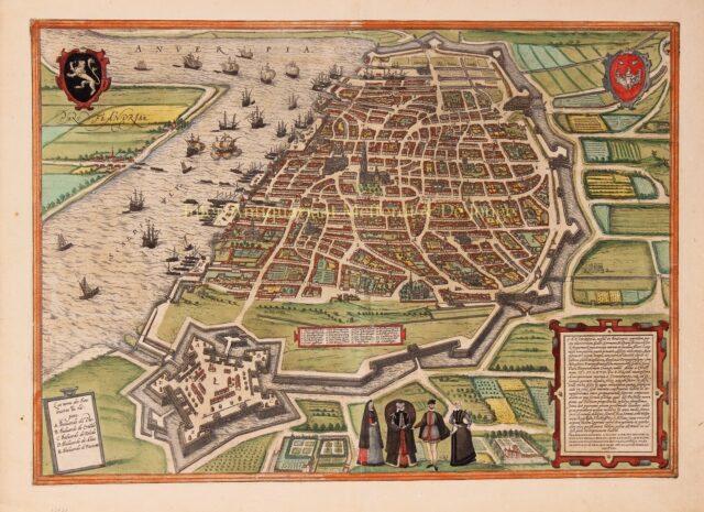 Antwerpen 16e-eeuw