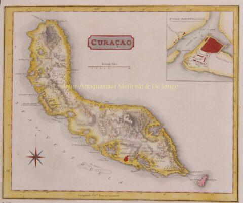Curaçao – John Thomson, 1816