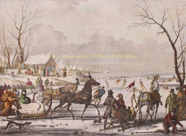 arrenslee race Napoleontische tijd
