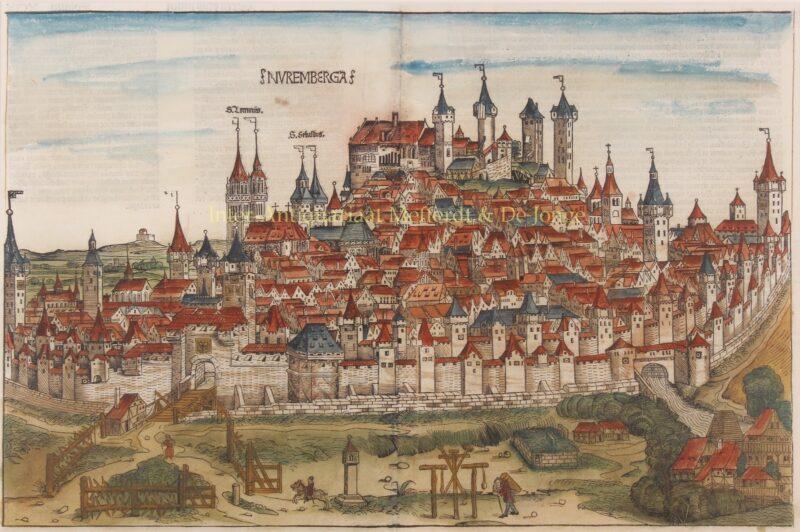 Freie Reichsstadt Nurnberg 1493