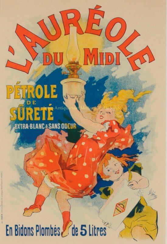 l'Aureole du Midi – Jules Chéret, 1895-1900