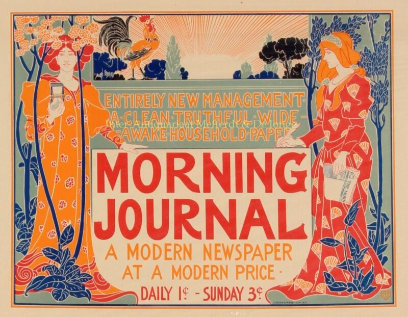 Morning Journal – Louis John Read, 1895-1900