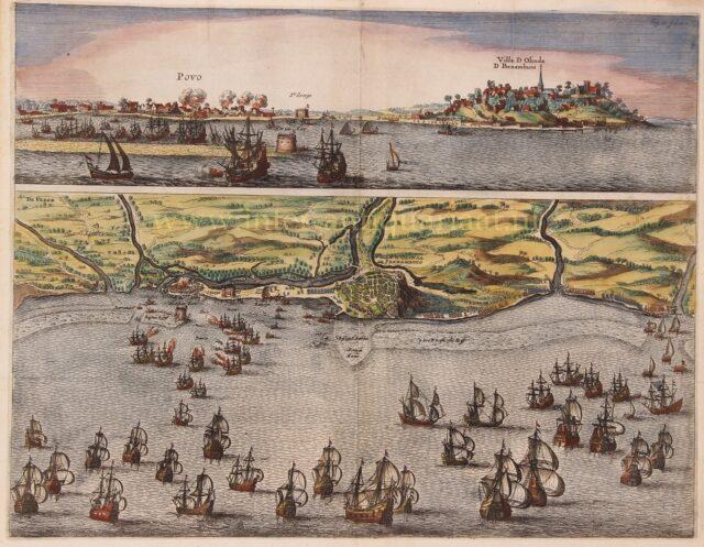 Nederlands-Brazilie 1630