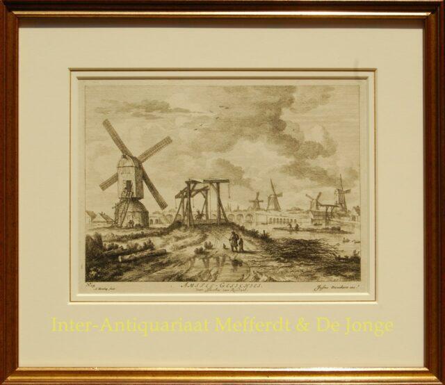 Amstel Gesichies - naar Jacob van Ruisdael