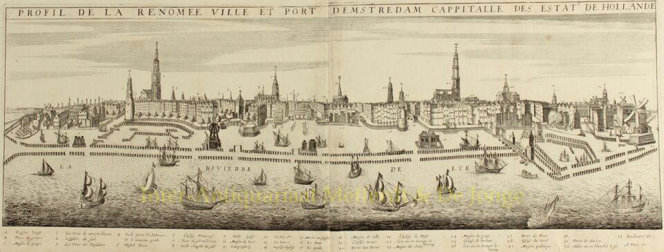 Amsterdam - Hugues Picart + Jean Boisseau