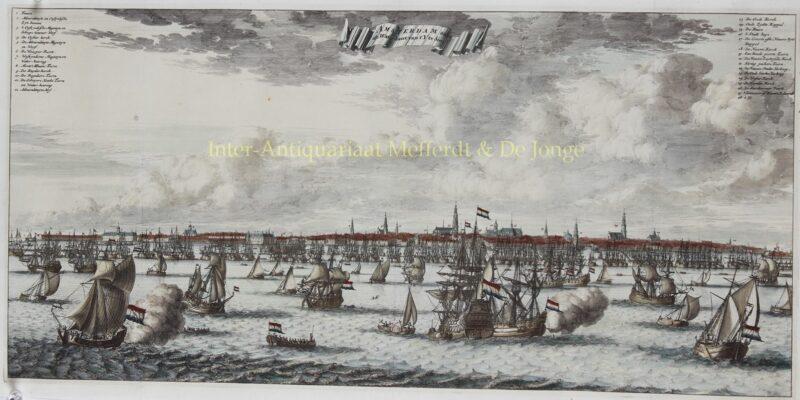Amsterdam – Caspar Commelin, 1693-1694
