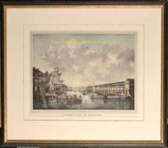 Amsterdam, Entrepotdok 1 (lijst) – Lutgers, 1833