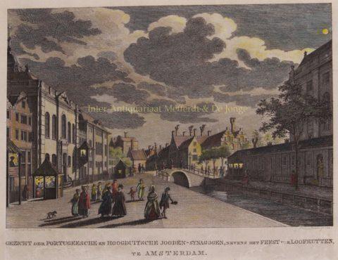 Loofhuttenfeest – Caspar Philips Jacobsz. naar Pieter Wagenaar, 1782