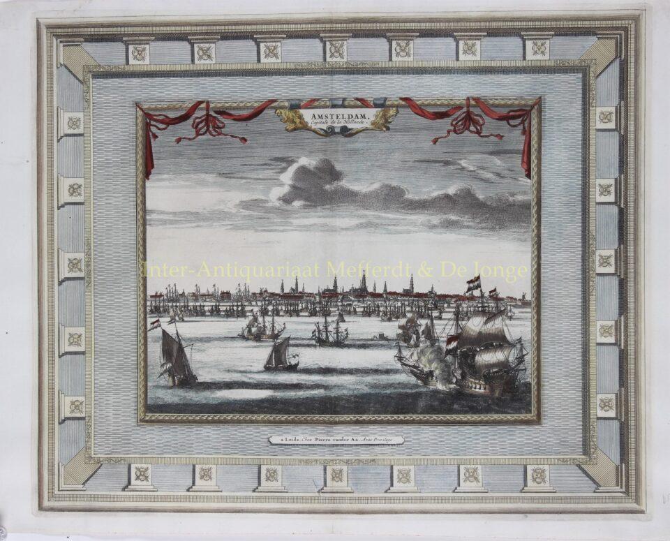 Amsterdam - Pieter van der Aa