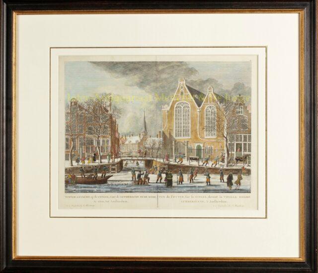 IJsgezicht Singel Amsterdam - Pierre Fouquet