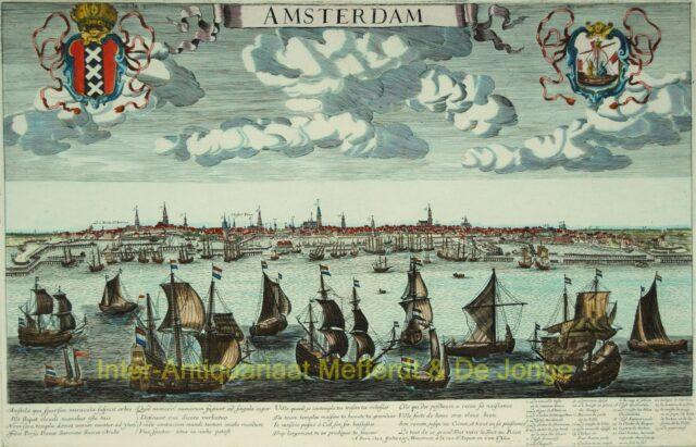 Amsterdam profiel - Balthazar Moncornet