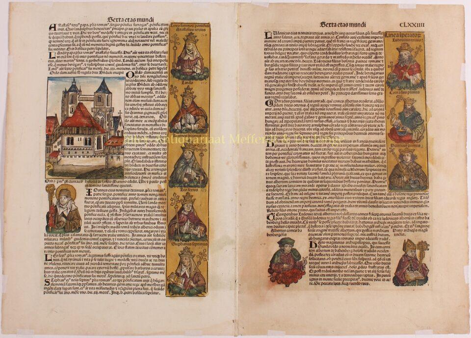 15e-eeuws Bamberg (Beieren)