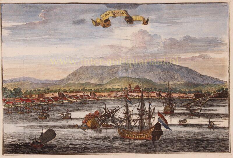 Bantam (Banten) – Coenraet Decker, 1676