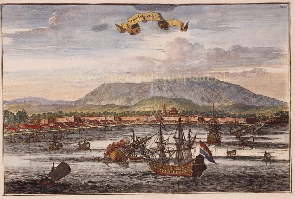17e-eeuws Bantam