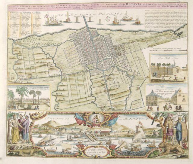Batavia - Homann