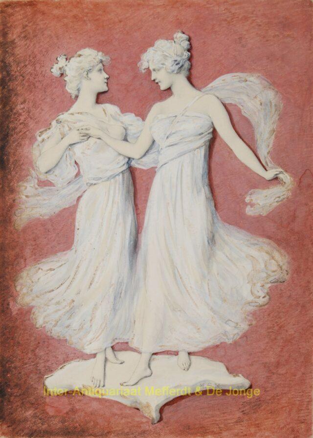 Meisner & Buch - postcard designs