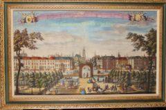 Dan Haag, Nieuwe Voorhout (lijst) – Schenk, ca. 1730