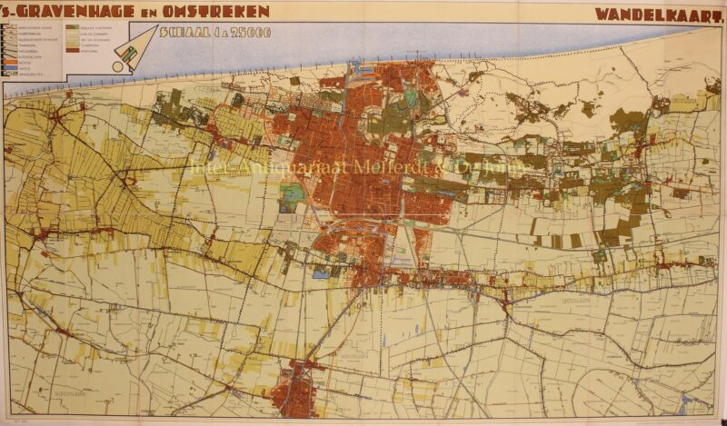 Den Haag en Omstreken – Mouton & Co., 1932
