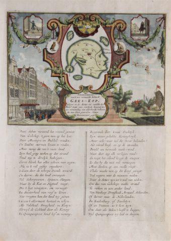 Windhandel, 't Eiland Geks-Kop – anoniem, 1720