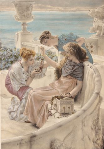 Fortune's Favourite – Sir Lawrence (Lourens) Alma-Tadema