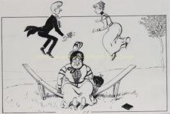 Gelukkig Toeval 3- Adolf Hengeler, 1901
