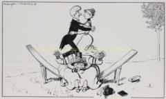 Gelukkig Toeval 5- Adolf Hengeler, 1901