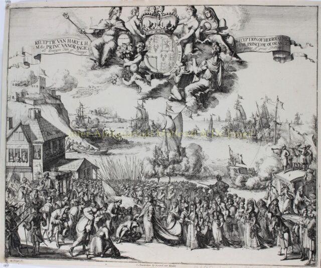 Glorious Revolution / Glorieuze Overtocht - Romeijn de Hooghe