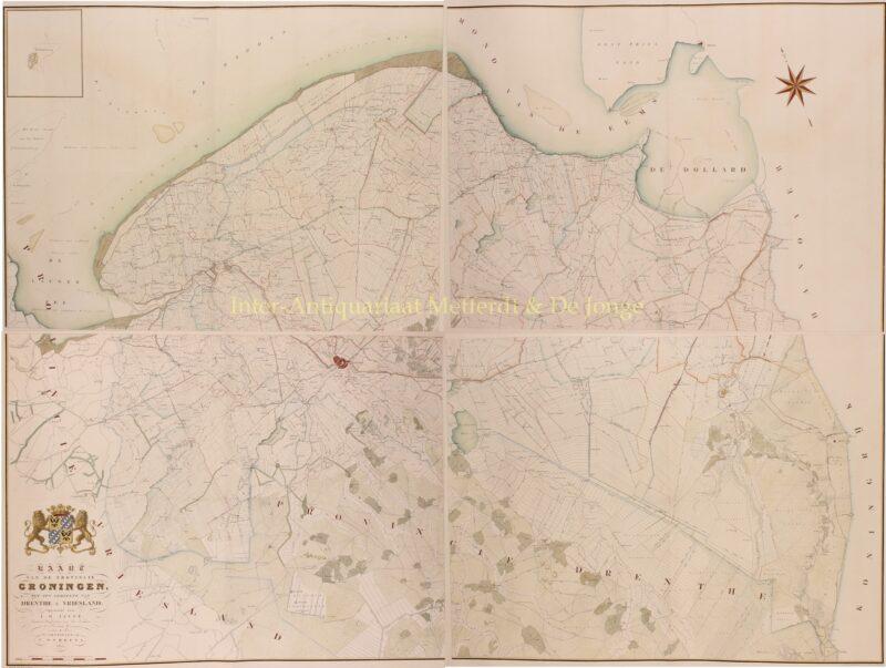 Groningen – Jan Hendrik Jappé, 1835