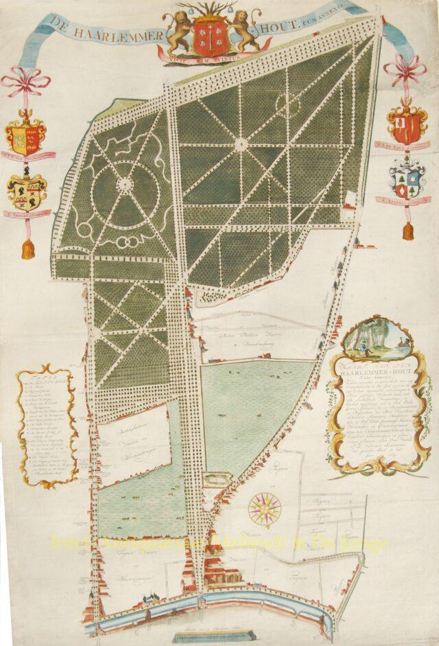 Achtiende eeuws Haarlemmerhout